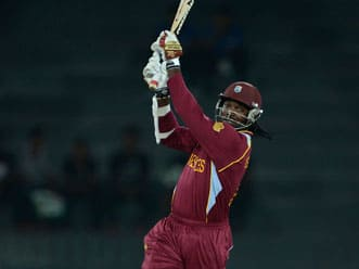 ICC World T20 2012: Gayle, Samuels fifties power West Indies to 191