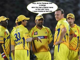 Conversations from the MI, RCB and CSK dressing rooms