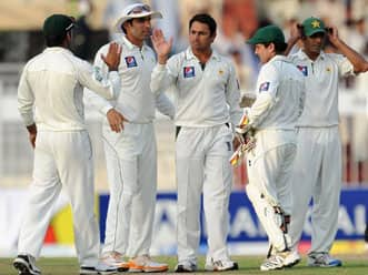 Pakistan confirms use of DRS in England Test series
