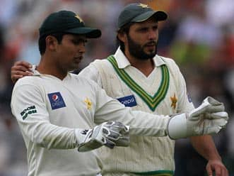 Afridi's ouster was conspired by Akmal brothers, says Haider