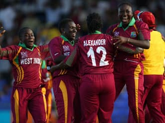 West Indies women win Twenty20 series against Sri Lanka