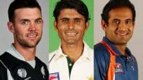 James Franklin, Abdul Razzaq & Irfan Pathan three of the most talented all-rounders in contemporary cricket