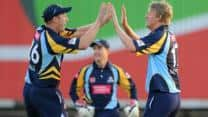 CLT20 2012: Aucland Aces, Yorkshire qualify as main stage of tournament begins