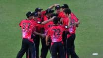 CLT20 2012 Preview: Sydney Sixers start favourites against Yorkshire
