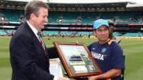 Australian media's displeasure over Sachin Tendulkar getting the national honour is unfair