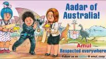 Amul Butter spoofs Australian government's decision to honour Sachin Tendulkar