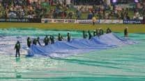 CLT20 2012: Delhi Daredevils vs Titans match abandoned due to rain