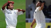 Amit Mishra, Piyush Chawla or Akshay Darekar could have been played against England in the run-up to the Test series