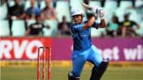 CLT20 2012: Davids, Wiese slam half-centuries, guide Titans to 163 against Sydney Sixers