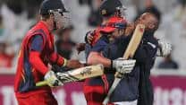 Live Cricket Score: Lions vs Sydney Sixers Champions League T20 2012 final at Johannesburg
