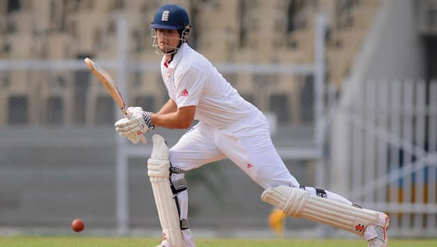 India A vs England: Alastair Cook, Samit Patil consolidate with century stand