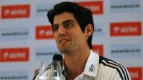 Alastair Cook says England not writing off Sachin Tendulkar