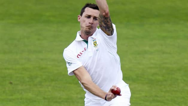 Dale Steyn: The rifle-toting South African gazelle