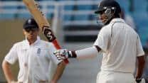 Cheteshwar Pujara, Hiken Shah grind England bowlers on day two
