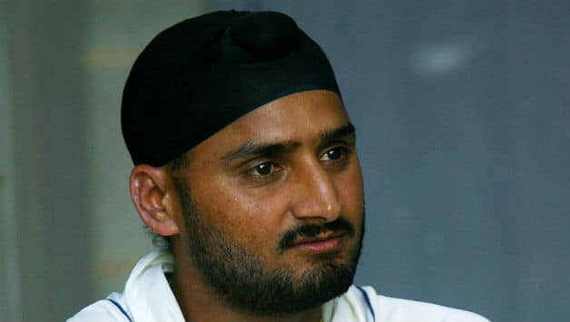 Harbhajan Singh fined 50 per cent match fees for showing dissent