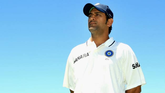 After rout on rank turner, Dhoni apologises to Motera curator and calls for lifeless pitches