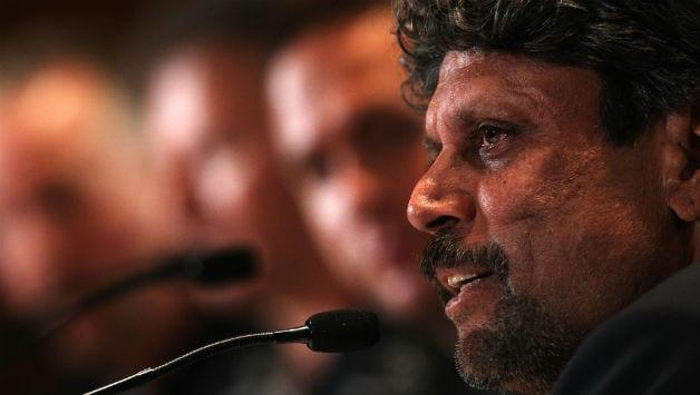 Sachin Tendulkar should not be burdened with responsibilities: Kapil Dev