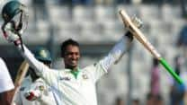 Naeem Islam and Shakib Al Hasan take Bangladesh within touching distance of West Indies