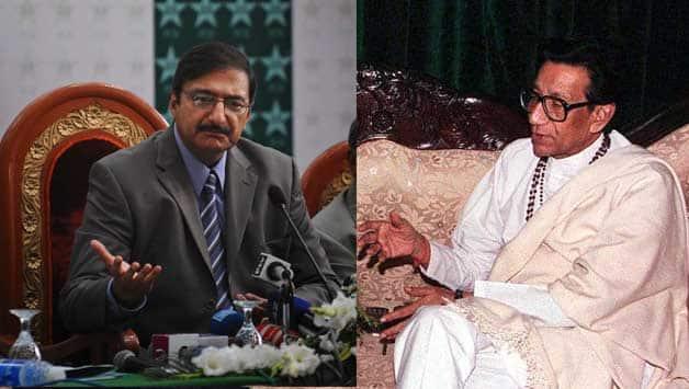 Bal Thackeray, get well soon: Pakistan cricket chief Zaka Ashraf
