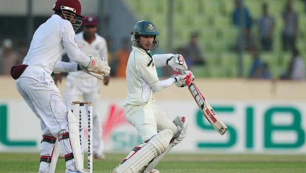 Bangladesh edge past West Indies to take 29-runs lead