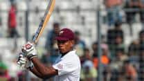 Kieran Powell's century takes West Indies to a comfortable position against Bangladesh on Day Four