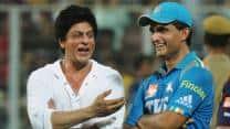Shahrukh Khan does not regret dumping Sourav Ganguly from Kolkata Knight Riders