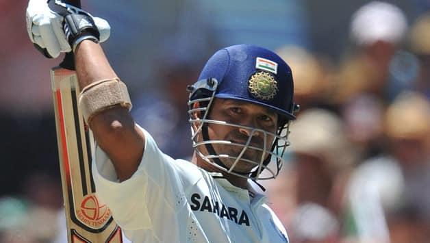 Sachin Tendulkar slams 80th First-Class century against Baroda in Ranji Trophy tie
