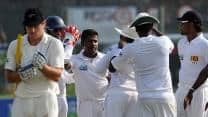 Sri Lanka flying high with Rangana Herath's five-for