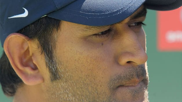 MS Dhoni would have to step down as captain if India loses at Nagpur