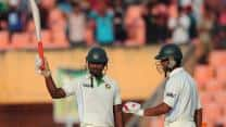 Abul Hasan's century on debut revives Bangladesh on Day One