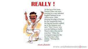 Lillee – Dennis The Menace!