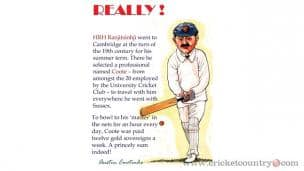 Ranji Hires Goldfinger For His Nets!
