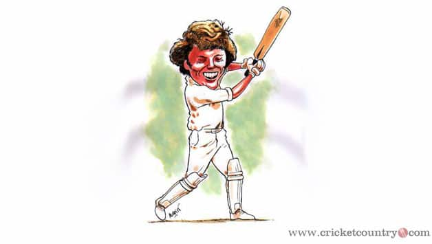 Barry Richards - A Genius That Test Cricket Lost