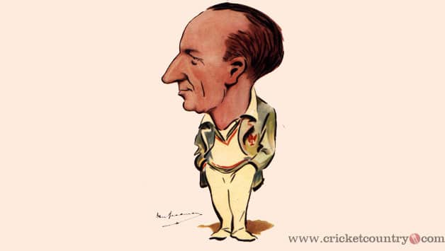 Don Bradman - God of Batting!