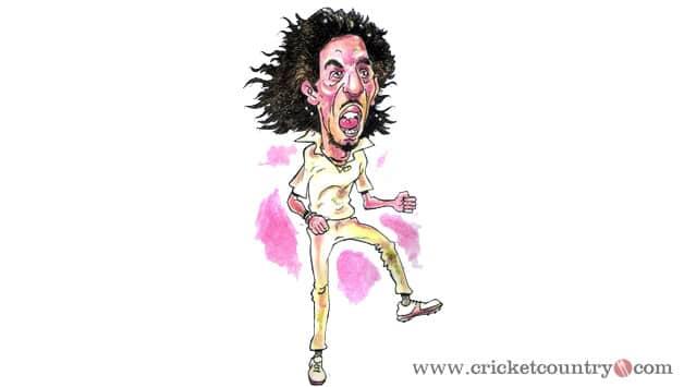 Ishant Sharma - The Delhi Express