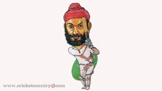 Navjot Sidhu - From Strokeless Wonder to a Champion Hitter