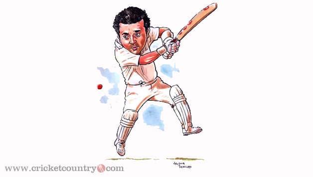 Sunil Gavaskar - Once Holder of Most Runs & Hundreds In Test Cricket