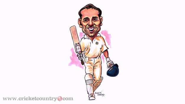 VVS Laxman - Mr Graceful!