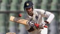 Cheteshwar Pujara and Ravichandran Ashwin lead India's charge on Day One of Mumbai Test