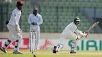 Shakib Al Hasan misses ton as Bangladesh reduce deficit in Khulna Test