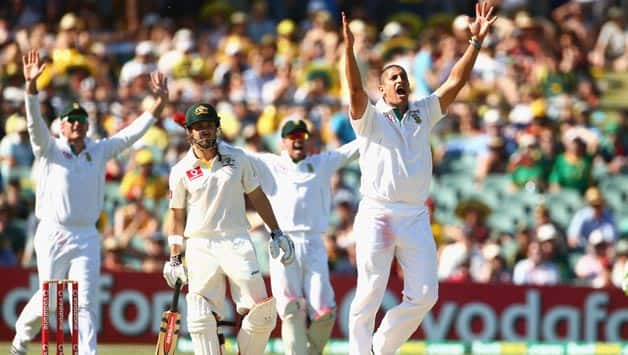 Live Cricket Score: Australia vs South Africa, second Test at Adelaide - Day Four