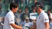 Alastair Cook and Kevin Pietersen: England's chalk and cheese with incredible figures