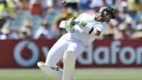 Jacques Kallis and Faf du Plessis resilient as Australia still need five wickets to win Adelaide Test