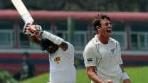 Sri Lanka struggle as Tim Southee strikes twice on Day Three of Colombo Test