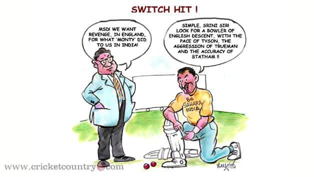 Mahendra Singh Dhoni's panacea!