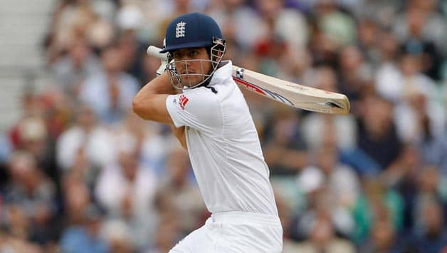 Alastair Cook – right up there with the Test cricket's great openers