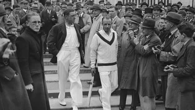 Don Bradman's somewhat dubious associations with November 29