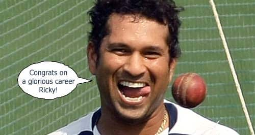 The reason Ricky Ponting retired from Test cricket!