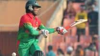 Anamul Haque ton propels Bangladesh to huge total against West Indies