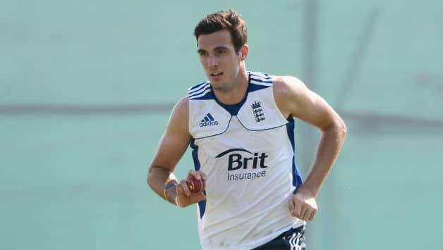 Steven Finn ready for India challenge in third Test at Kolkata